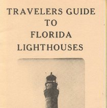Image of Travelers Guide to Florida Lighthouses - Pamphlet