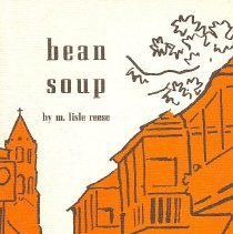 Image of Bean soup or Florida with a Spanish accent - Book