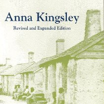 Image of Anna Kingsley - Book