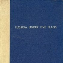 Image of Florida Under Five Flags - Book