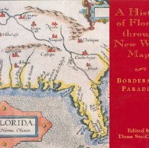 Image of A History of Florida through New World maps: borders of paradise - Book