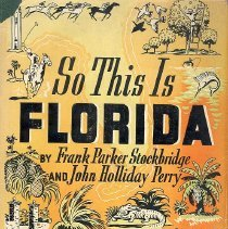 Image of So This Is Florida - Book
