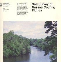 Image of Soil Survey of Nassau County, Florida - Book