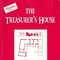 Image of The Treasurer's House - Book