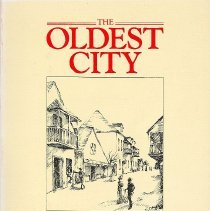 Image of The OIdest City: St. Augustine Saga of Survival - Book