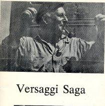 Image of Versaggi Saga - Book