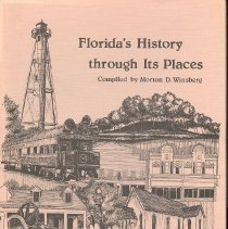 Image of Florida's History Through Its Places - Book