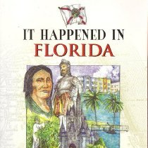 Image of It Happened In Florida - Book