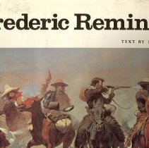 Image of Frederic Remington: paintings, drawings, and sculpture in the Amon Carter Museum and the Sid W. Richardson Foundation Collections - Book