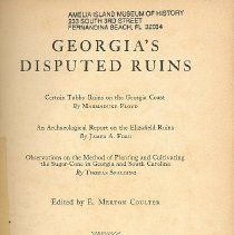 Image of Georgia's Disputed Ruins - Book