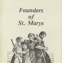 Image of Founders of St. Marys - Book
