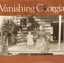 Image of Vanishing Georgia - Book