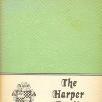 Image of The Harper Family - Book