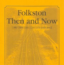 Image of Folkston Then and Now
