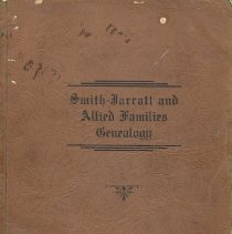 Image of Smith-Jarratt and Allied Families Genealogy   - Book