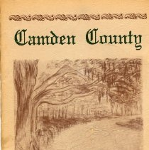 Image of Camden County Georgia - Pamphlet