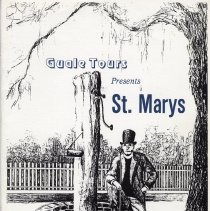 Image of Historic St. Marys - Pamphlet