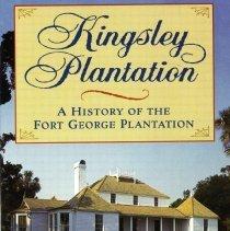 Image of Kingsley Plantation - Pamphlet