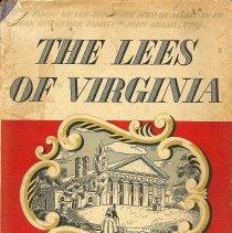Image of The Lees of Virginia - Book