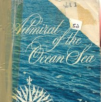 Image of Admiral of the Ocean Sea - Book