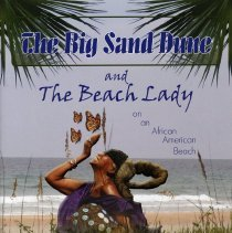 Image of The big sand dune and the Beach Lady