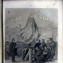 Image of National History of the War For the Union - Book