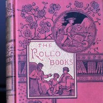 Image of The Rollo Books: Rollo's Philosophy on Fire and Water. Volumes 11 and 13.