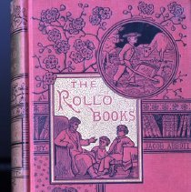 Image of The Rollo Books: Rollo's Philosophy on Sky and Air. Volumes 12 and 14. - Book