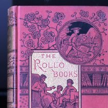 Image of The Rollo Books: Rollo at school and vacation. Volumes 5 and 6. - Book