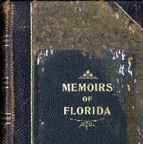 Image of Memoirs of Florida - Book