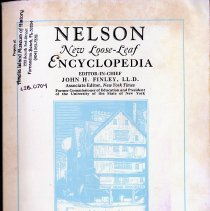 Image of Nelson's Perpetual Loose-Leaf Encyclopedia. Volume 10. - Book