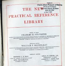 Image of The New Practical Reference Library. Volume 2. - Book