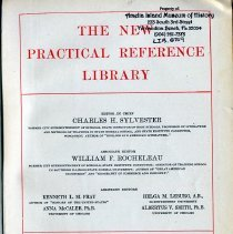 Image of The New Practical Reference Library. Volume 4. - Book