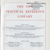 Image of The New Practical Reference Library. Volume 5.