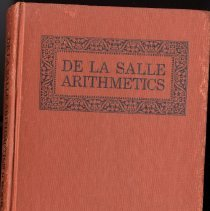 Image of The De La Salle Arithmetics - Book