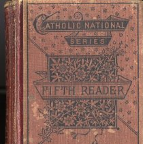 Image of Catholic National Series Fifth Reader - Book