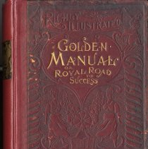 Image of Golden Manual:The Royal Road to Success