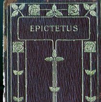 Image of The Book of the most noble stoic Epictetus - Book