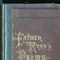 Image of Father Ryan's Poems - Book
