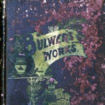 Image of The Dramatic Works of Edward Bulwer Lytton Volume 9. - Book