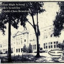 Image of Fernandina High School & St. Joseph's Academy: 25 year multi-class reunion. - Book