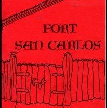 Image of Fort San Carlos - Book