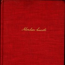 Image of Abraham Lincoln - Book