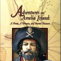Image of Adventures on Amelia Island - Book