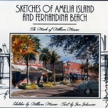 Image of Sketches of Amelia Island and Fernandina Beach - Book