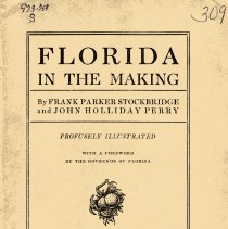 Image of Florida in the making - Book