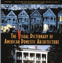 Image of The visual dictionary of American domestic architecture - Book