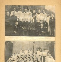Image of St. Peter's Consecration Easter 1901 April 7th. - Print, Photographic