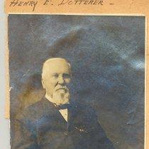 Image of Henry Dotterer - Print, Photographic
