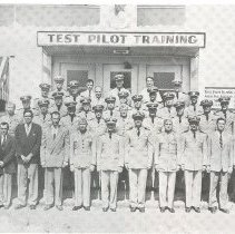 Image of Test Pilot Course, 1954